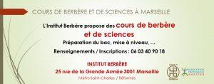Cours de langues amazighes et préparation au Bac à Marseille